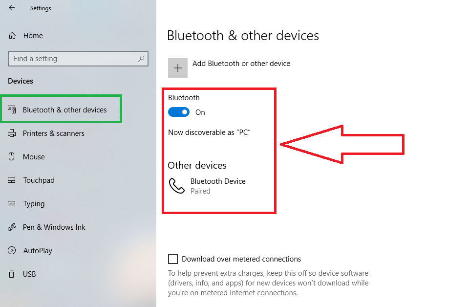 How to set Dynamic Lock in Windows 10